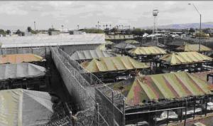 """Stanová"" věznice okresu Maricopa, Arizona."